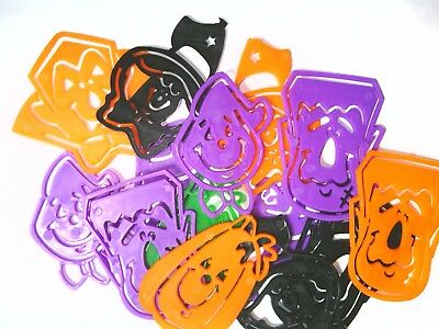 Halloween - Vampire Stencils Bookmarks- Party Favors Treats toys Costumes - Halloween Toys Bulk