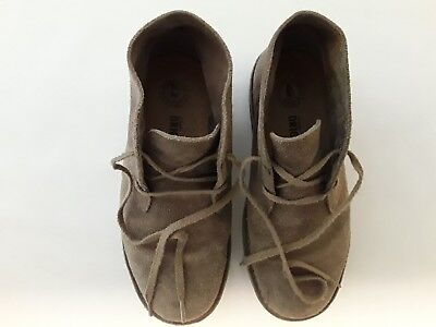 Clarks Original Youths Desert Boots.Childs.Footwear.Suede.Leather.Fashion ()