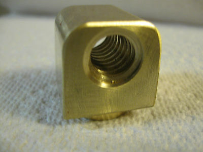South Bend Lathe 14-12 16 Compound Rest Feed Nut Pt95fh1