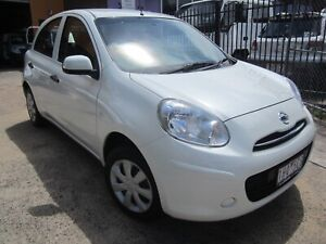 2014 Nissan Micra ST AUTOMATIC Thomastown Whittlesea Area Preview
