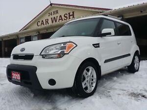 2010 KIA SOUL,LOADED,IMMACULATE CONDITION,RUNS & DRIVES LIKE NEW