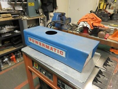 Powermatic Drill Press 1150 Hoodbelt Cover Drill Press 1150