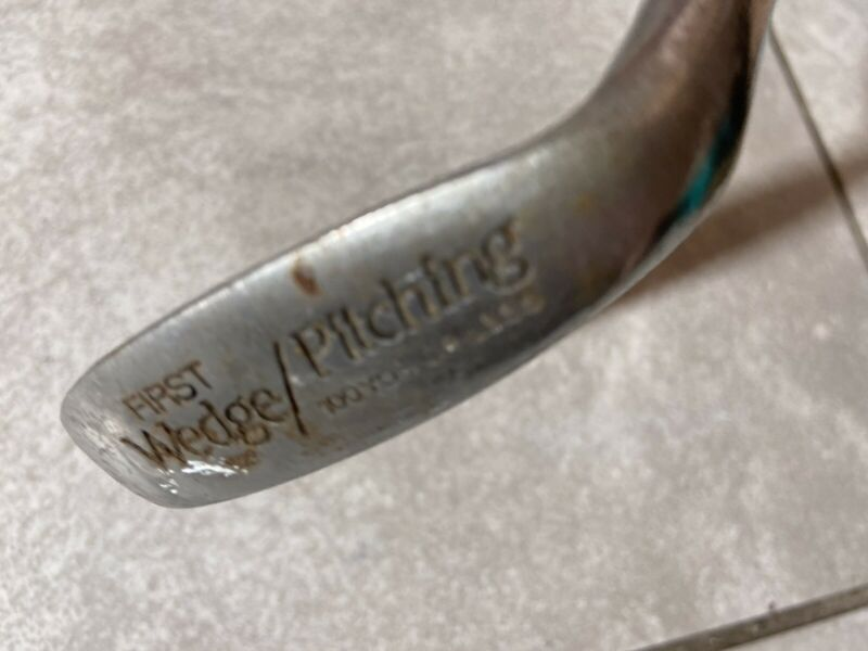 CALLAWAY GOLF CLUB HICKORY STICK FIRST pitching wedge PW 52* RH Good