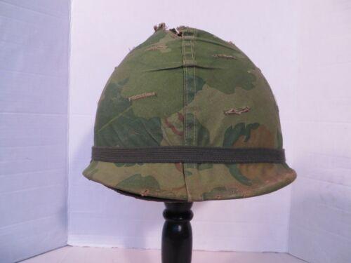 VNM era U.S. Khe Sanh combat HELMET, to match your shrapnel riddled flak jacket