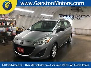 2012 Mazda Mazda5 GS*PHONE CONNECT*POWER WINDOWS/LOCKS/MIRRORS*A