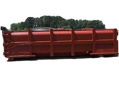 Vacuum Roll-off Container