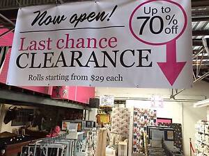 WALLPAPER OUTLET 000's ROLLS BARGAINS IN STOCK Perth Perth City Area Preview