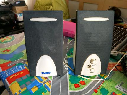 desk computer speakers
