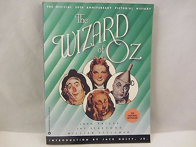 Wizard of Oz 50th Anniversary Pictorial History by Jack Haley 1989  (317)