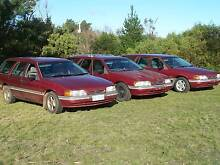 1994 Ford Falcon Wagon x3 Clifton Beach Clarence Area Preview
