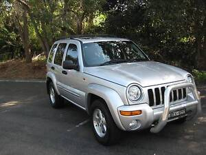 2004 Jeep Cherokee Wagon Gladesville Ryde Area Preview