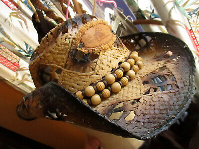 Beaded Lightweight Hat (Mexican SOM-HER Size M (21-22