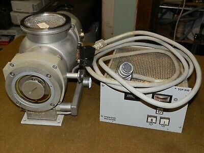 Pfeiffer Balzers Tph 330 Turbo Vacuum Pump With Tcp 310 And Cable - Please Read