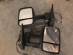 2014 GM Tow Mirrors