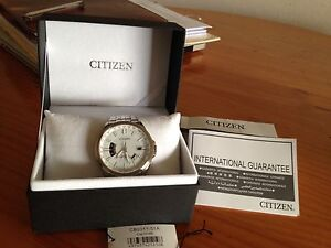 Like new Citizen eco-drive Radio controlled watch CB0011-51A Hillsdale Botany Bay Area Preview