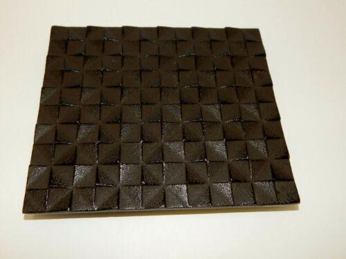 Kotobuki Iwachu Japan Cast Iron Teapot Trivet Only 3-D Grid Design Brown Finish
