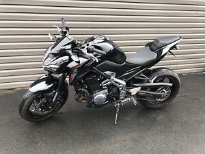 2018 Kawasaki Z900 only 6000km