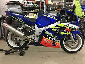 Suzuki 600 GSXR for sale