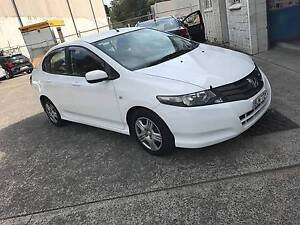 CHEAP 2009 HONDA CITY WITH WARRANTY LOW KM Thornleigh Hornsby Area Preview