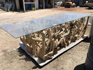 Balinese dining table Rye