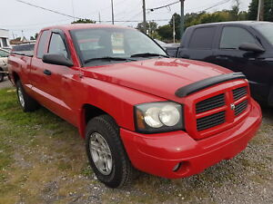 2007 Dodge Dakota Extended Cab, LOW MILAGE