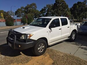 2008 Toyota Hilux Ute Woodlands Stirling Area Preview