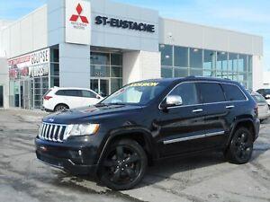 2011 Jeep Grand Cherokee Limited **4x4/AWD**CUIR**TOIT PANO**BLU