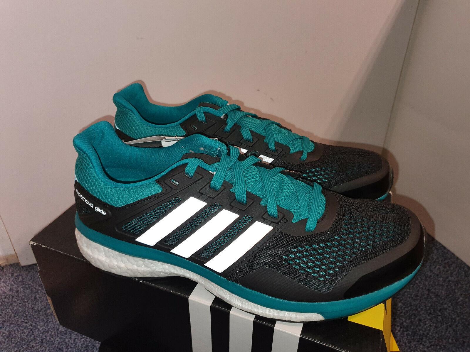 Adidas Supernova Glide 8 m 41-46 Running Sport Schuhe Laufschuh SALE AF6547