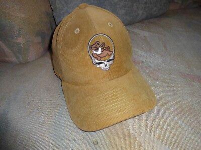GRATEFUL DEAD EMBROIDERED CAP HAT DEAD & COMPANY CAP FURTHUR CAP BASEBALL CAP