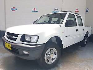 2001 Holden Rodeo Ute North St Marys Penrith Area Preview