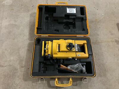 Topcon Gts-2b Semi Total Station Theodolite Surveying Equipment Bt-3q Battery