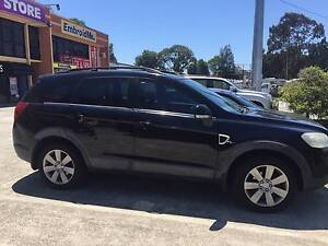 2007 Holden Captiva Wagon with 6 months rego included Burleigh Waters Gold Coast South Preview