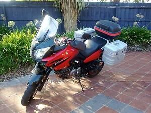 Fully Loaded Dual Sport - Suzuki DL-650 V-Strom Jerrabomberra Queanbeyan Area Preview