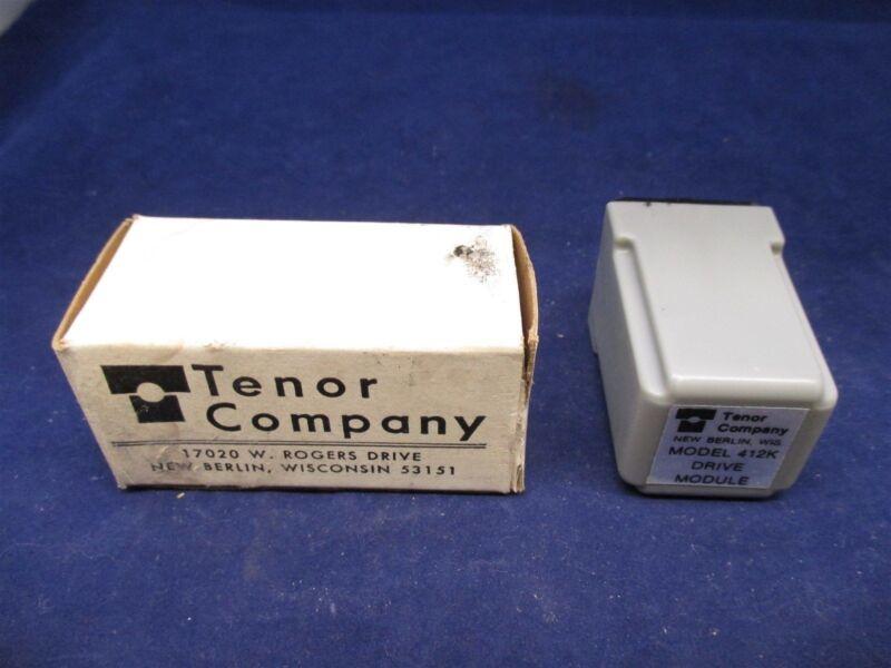 Tenor  412K 400-7-0412K Drive Module new