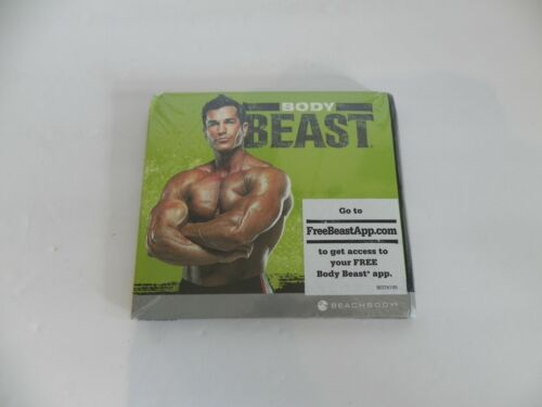 Body Beast DVD workout. 4 DVD Workouts. Plus Extra DVD. New