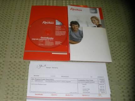 Reckon Quickbooks CD