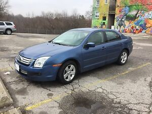 2009 Ford Fusion  46000 km on car