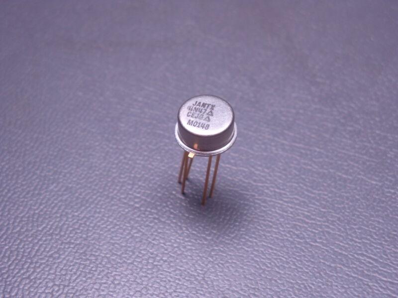 JANTX4N47 Micropac Single Channel Optocoupler 1kV 5V 4N47 Thru Hole NOS