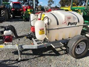 Croplands Pony 1200 LTR PONY Boom Spray Shepparton Shepparton City Preview