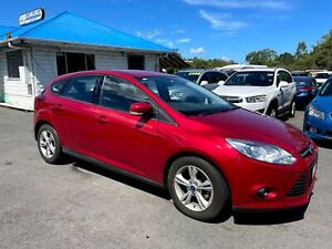 2013 Ford Focus TREND - Low Kms - Auto - Logbooks - Warranty - Driveaway Birkdale Redland Area Preview