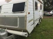cheap.quick sale..2004 Viscount Newport caravan,,,, Shower&Toilet Bass Hill Bankstown Area Preview