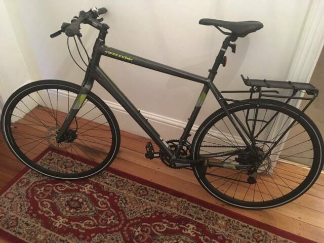 f328a776614 2018 Cannondale Quick Disc 3 Bicycle | Men's Bicycles | Gumtree Australia  Hobart City - Hobart CBD | 1214888651