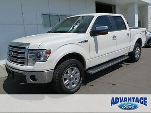 2014 Ford F-150 Lariat Nav. Moonroof. Trailer Tow.