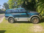 2000 Mitsubishi Pajero Wagon Cairns Cairns City Preview