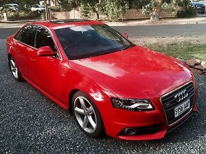 Audi A4 Quattro (B8) 2.0 TFSI Woodside Adelaide Hills Preview