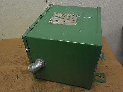 Dongan Transformer 76-3-1496 7631496 Pri 460 V Volt Sec 185y107 Volt 3.0 Kva