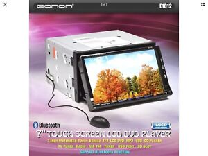 Eonon car DVD - Bluetooth radio —- model E1012