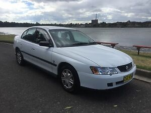 155,000 kms! JUNE 30, 2017 REGO! 2004 Holden Commodore Five Dock Canada Bay Area Preview