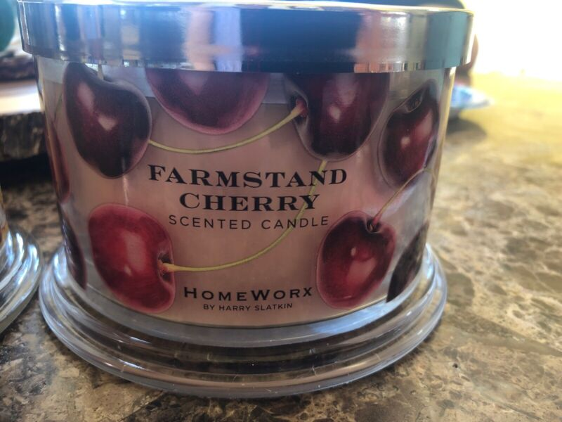HOMEWORX CANDLES DIFFERENT SCENTS AVAILABLE:  YOU PICK