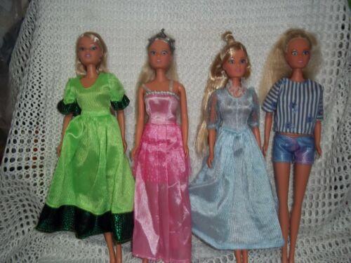 Steffi Love LOT of 4 dolls  No2